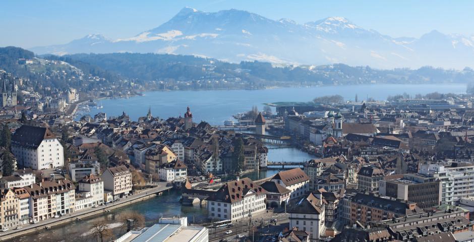 Lucerne - Lac des Quatre-Cantons