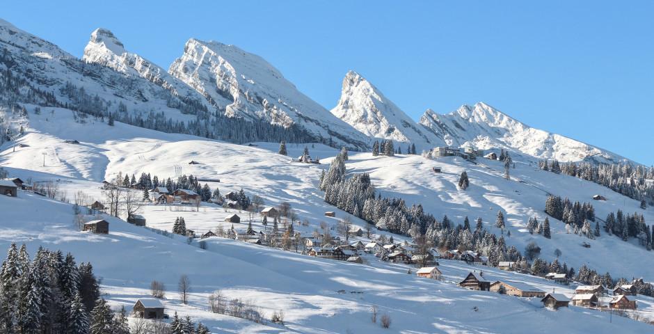 Toggenburg im Winter - Toggenburg