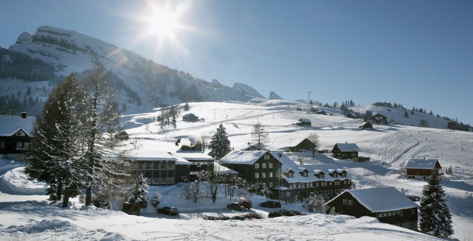 Paysage d'hiver - Toggenbourg