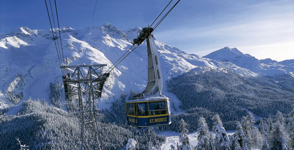 Bergbahn - Oberengadin