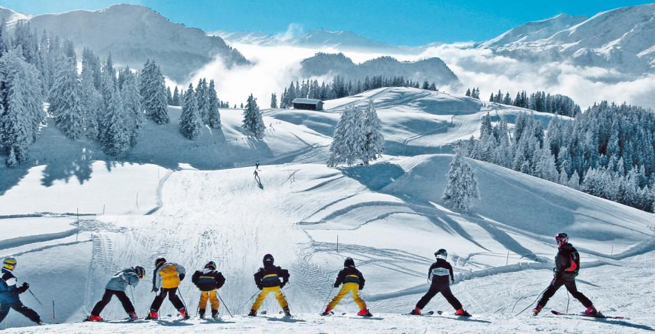 Skischule - Prättigau