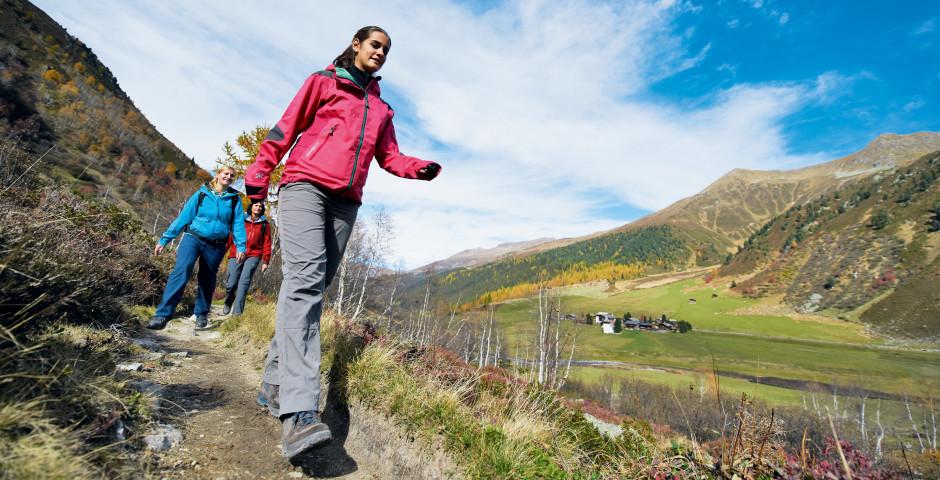 Faire de la randonnée à Prättigau - Prättigau
