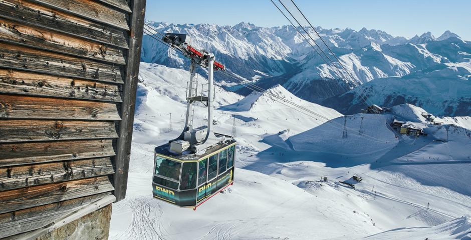 Weissfluhjoch © Destination Davos-Klosters - Davos-Klosters