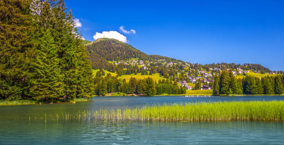 Heidsee - Lenzerheide-Valbella