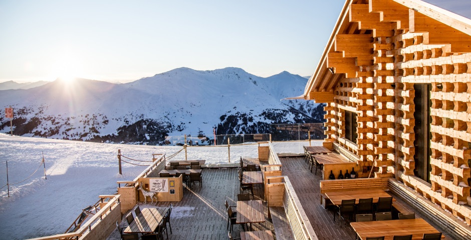 © Arosa Lenzerheide Tourismus / Motta-Hütte