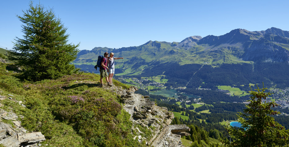 © Arosa Lenzerheide Tourismus - Lenzerheide-Valbella