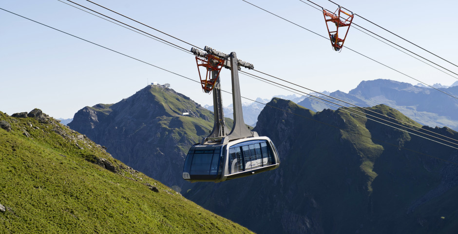 © Arosa Lenzerheide Tourismus / Urdenbahn - Lenzerheide-Valbella