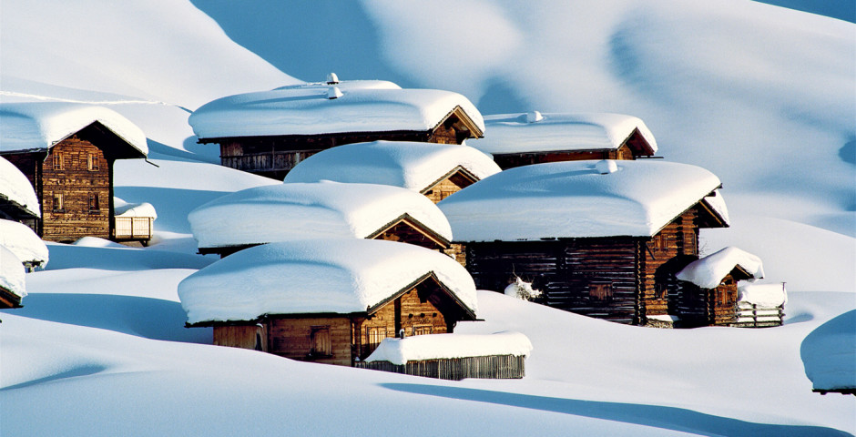 Chalets in Arosa - Arosa