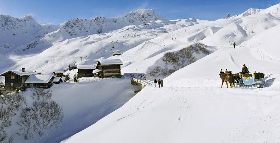 Arosa en hiver - Arosa