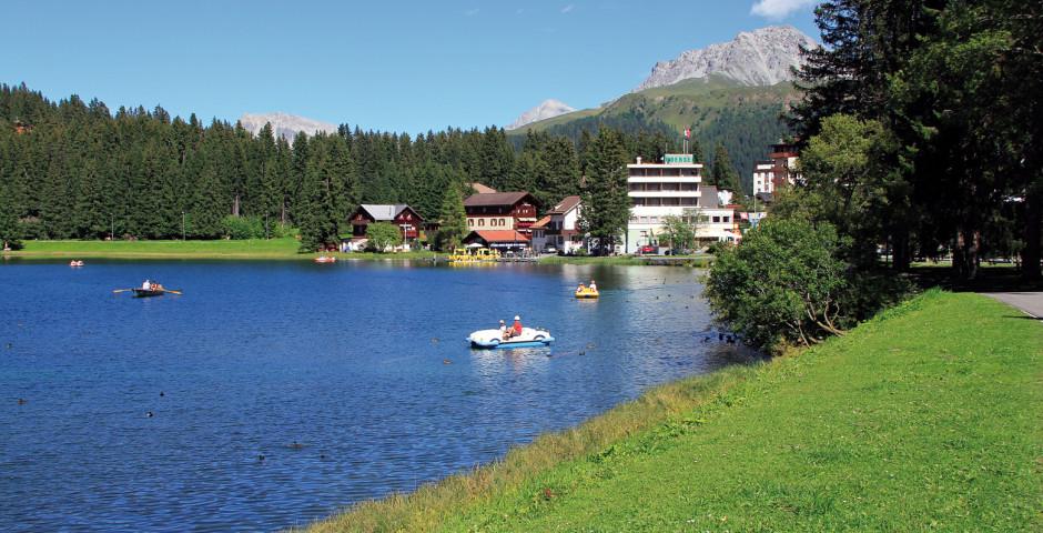 Obersee en été - Arosa