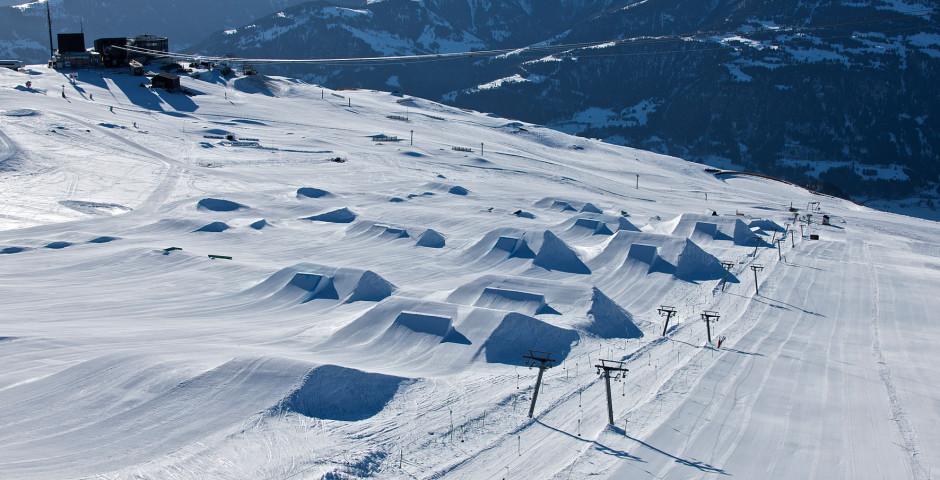 Skifahren in Flims-Laax - Flims Laax