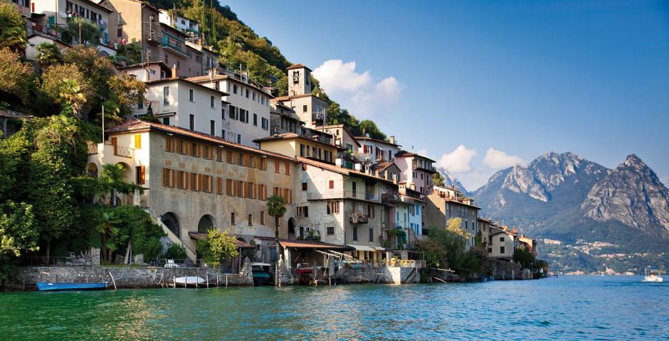 Gandria, Lago di Lugano - Lago di Lugano (Schweizer Seite)