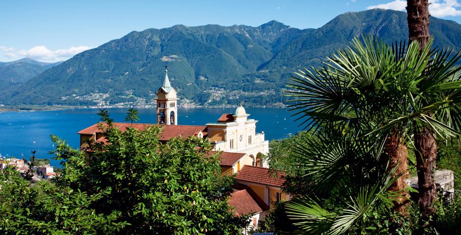 Lago Maggiore (Schweizer Seite)