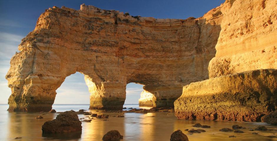 Strand an der Algarve - Algarve / Faro
