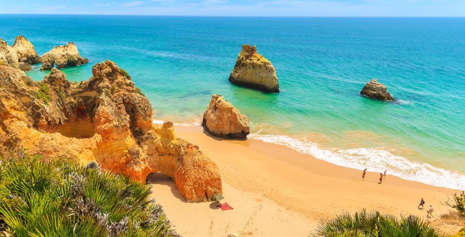 Strand von Alvor - Algarve / Faro