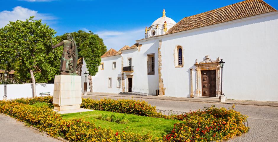 Archäologisches Museum in Faro - Algarve / Faro
