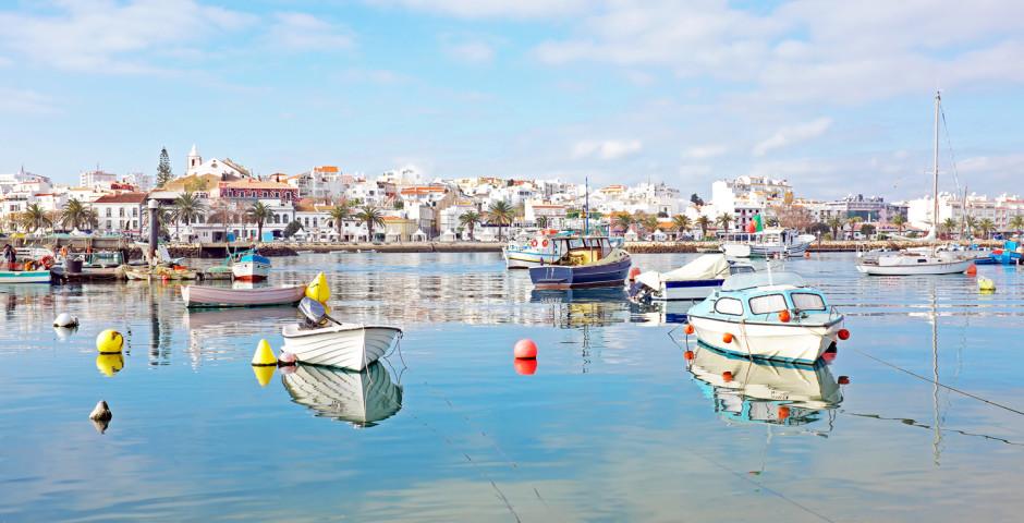 Hafen von Lagos - Algarve / Faro