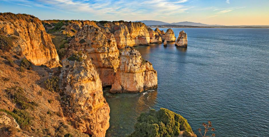 Praia de Albandeira bei Porches - Algarve / Faro