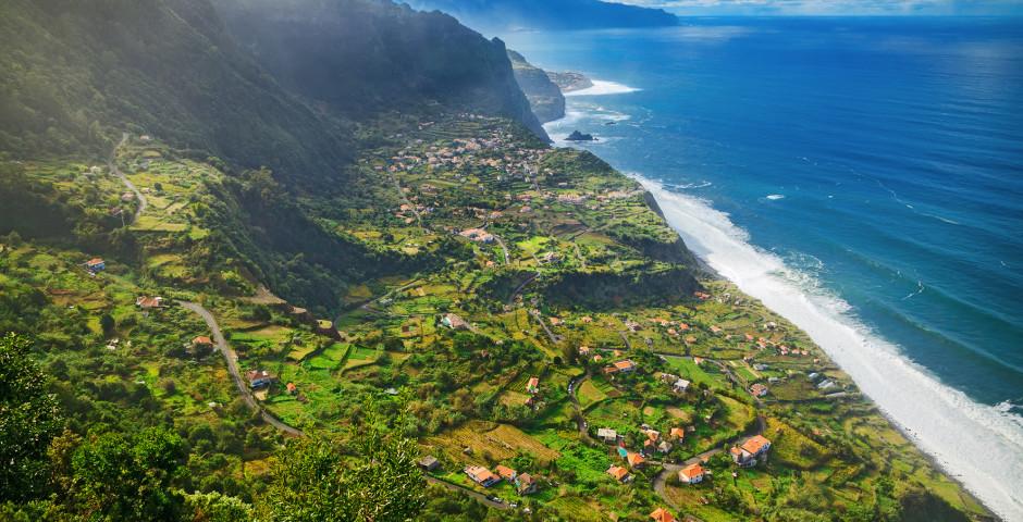 Küste bei Arco de Sao Jorge - Madeira
