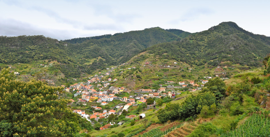 Santo da Serra - Madère