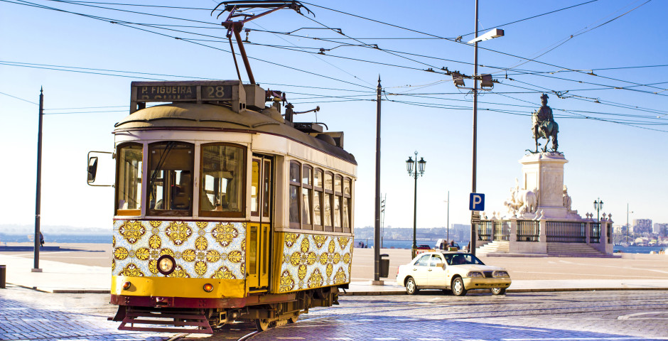 Ligne 28E - Lisbonne