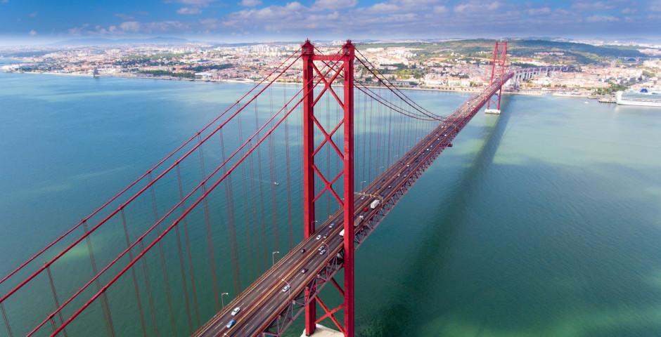 Ponte 25 de Abril - Lisbonne