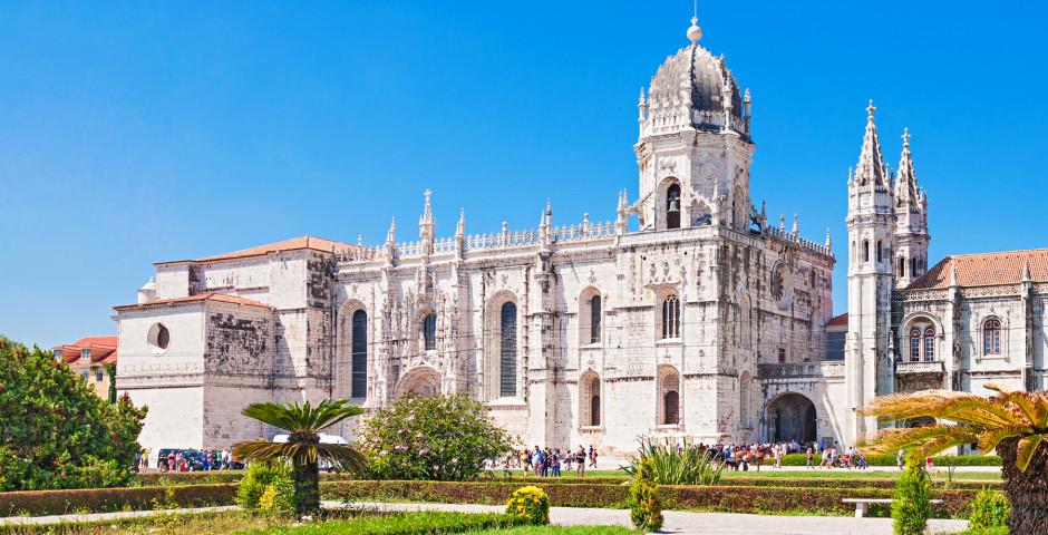 Jeronimos Monasterio - Lisbonne