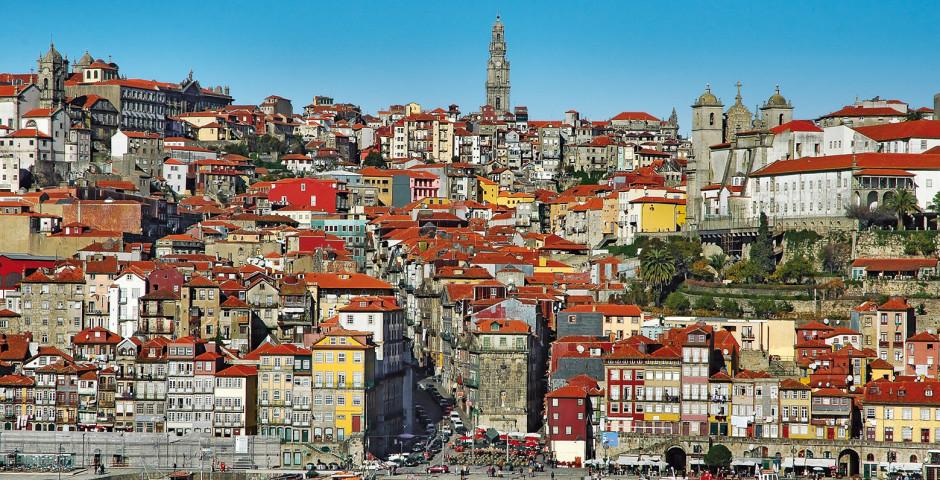 Luftaufnahme - Porto