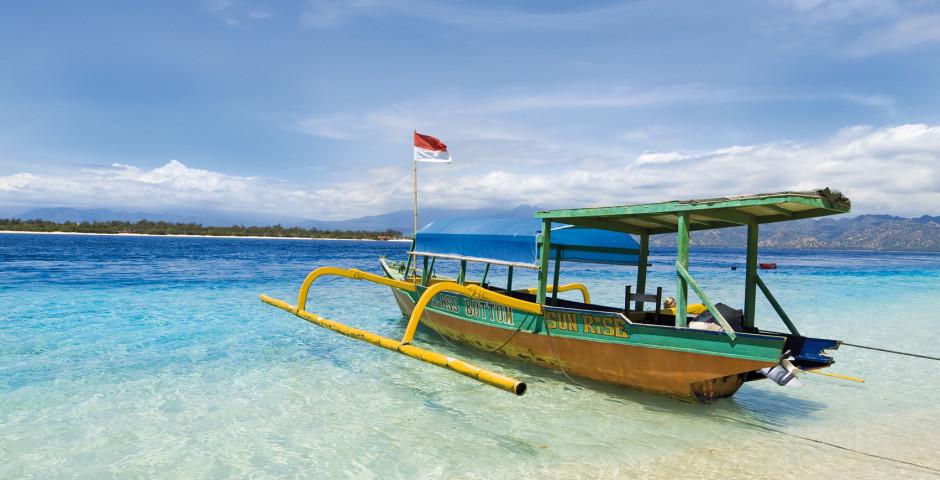 Türkisfarbenes Meer - Bali