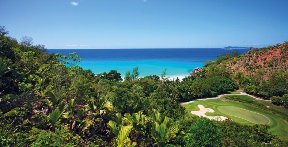 Golf - Seychelles