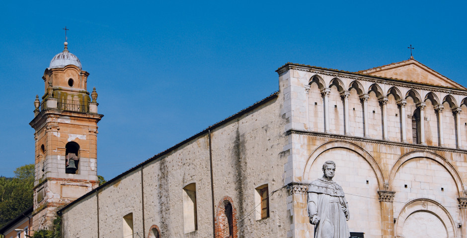 Sant'Agostino, Pietrasanta