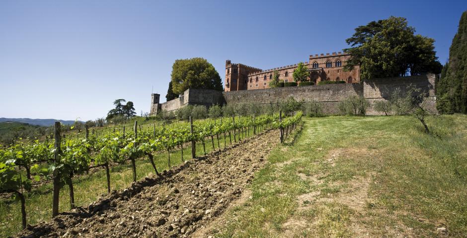 Castello di Brolio - Chianti & Umgebung