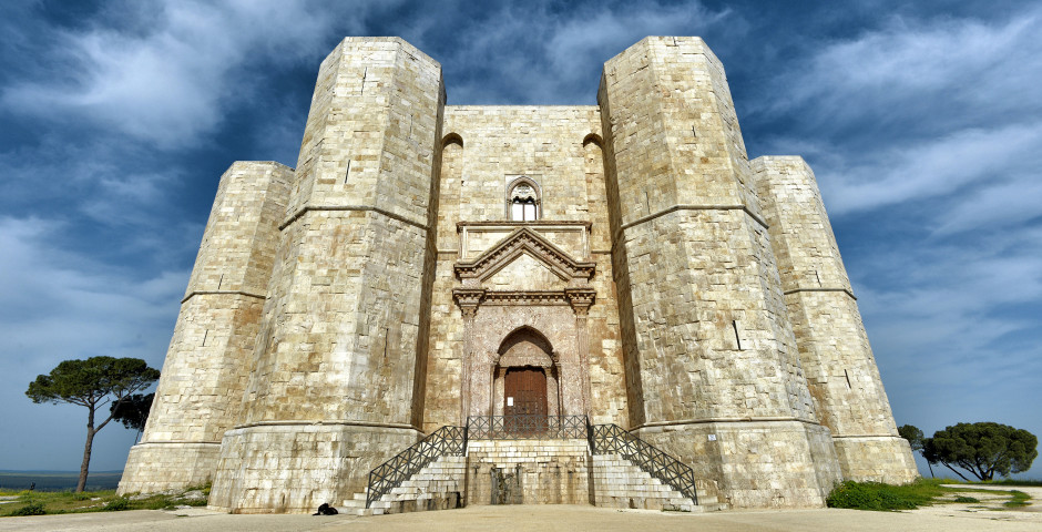 Castel del Monte - Apulien