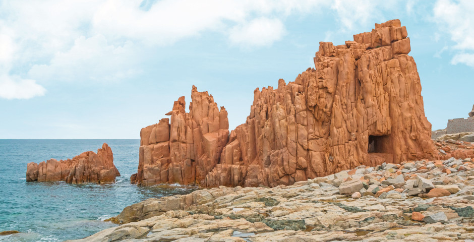 Isola Rossa - Nordsardinien (Olbia)