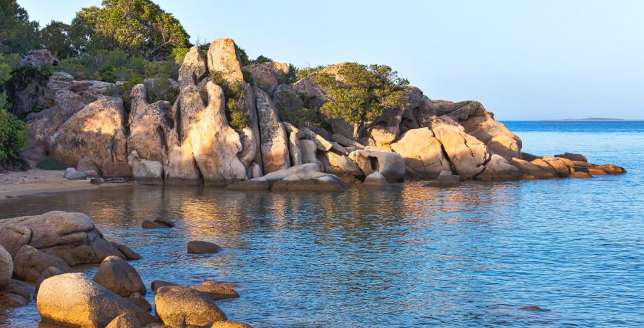Cannigione - Nord de la Sardaigne (Olbia)