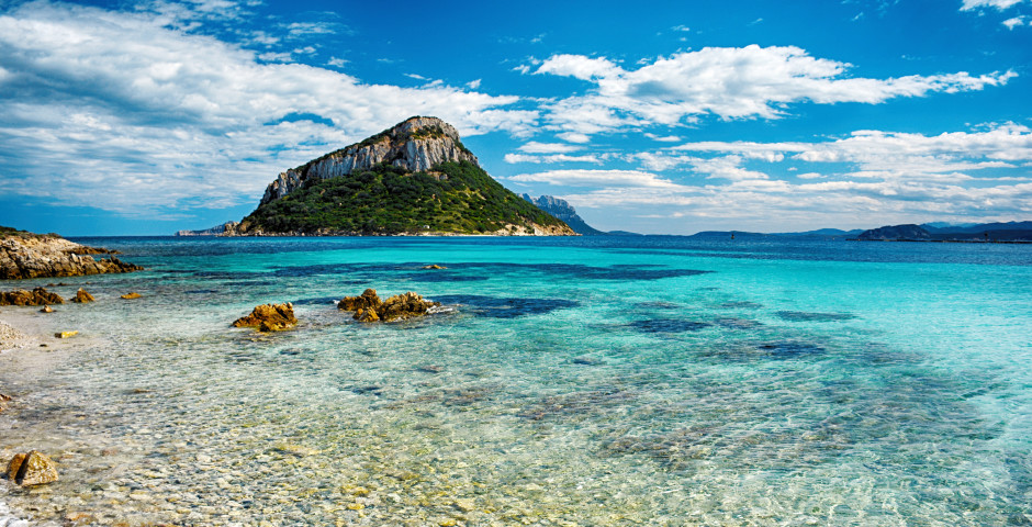 Golfo Aranci - Nord de la Sardaigne (Olbia)