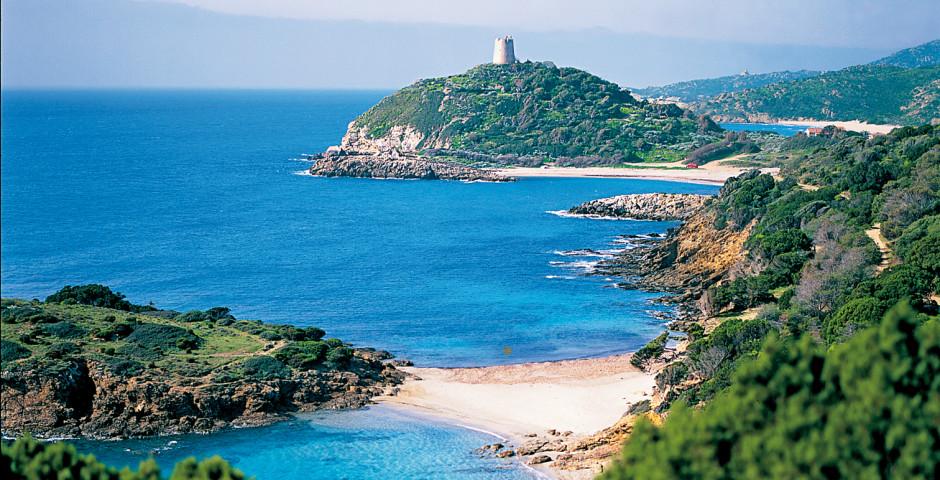 Sud de la Sardaigne (Cagliari)