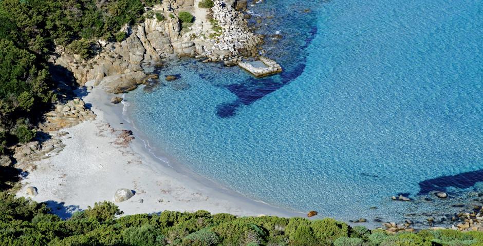 Cagliari: soleil et plage - Sud de la Sardaigne (Cagliari)