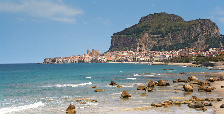 Schöne Strände für Badeferien - Sizilien