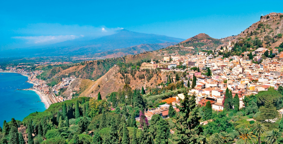 Taormina, Sizilien - Sizilien