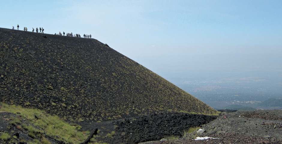 Crateri Silvestri, Ätna, Sizilien - Sizilien