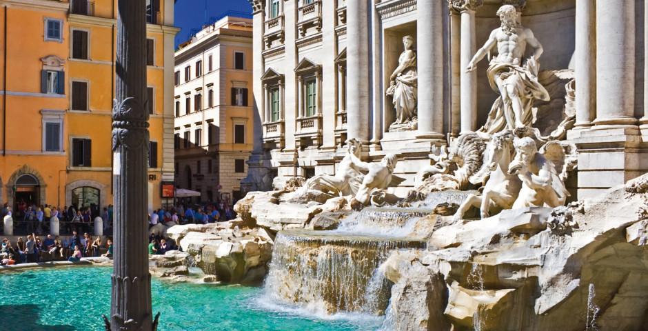 Trevi-Brunnen - Rom