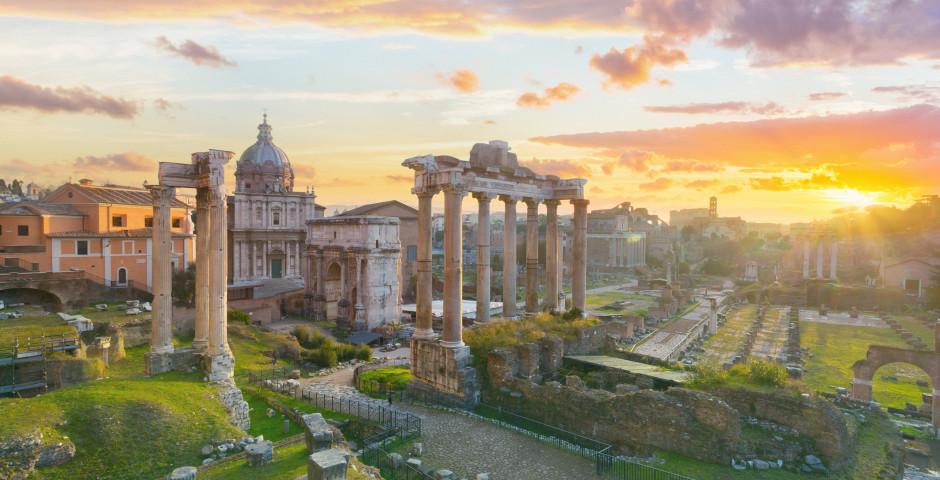 Rom Angebote Flug Und Hotel
