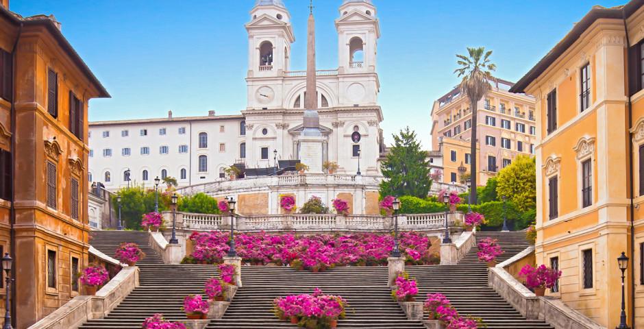 Escalier de la Trinité-des-Monts - Rome