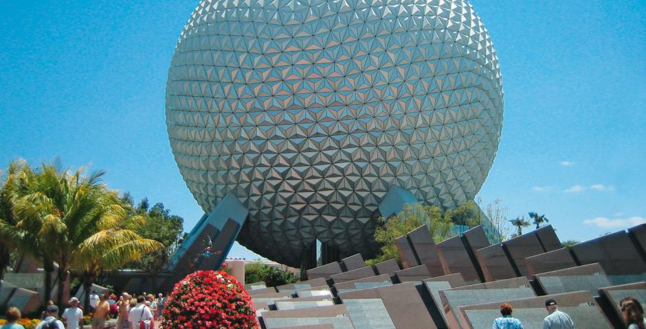 Epcot Center Orlando - Orlando & Umgebung