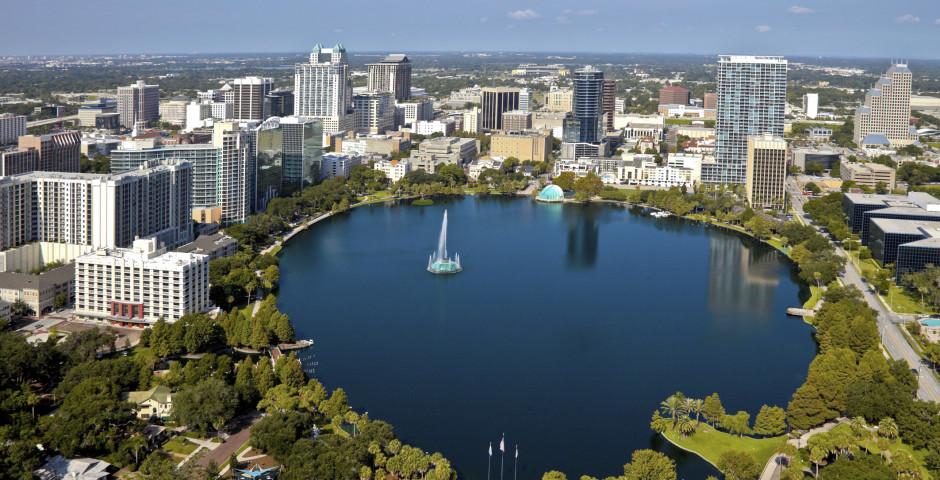 Orlando & Umgebung
