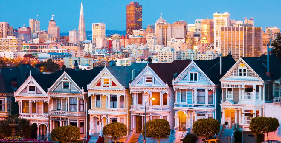 Escapade à San Francisco - San Francisco