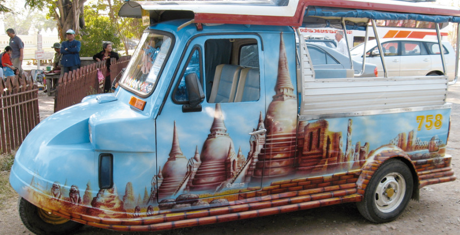Bangkok Städtereise