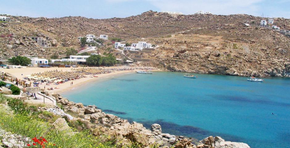 Strand, Mykonos - Mykonos
