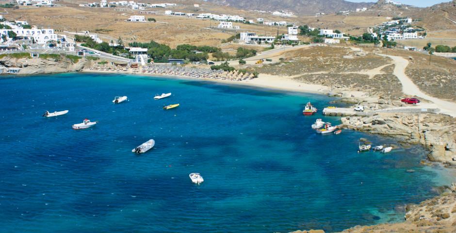 Kalafati Beach, Mykonos - Mykonos